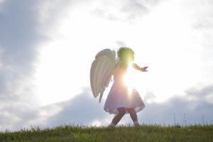 天使の子供
