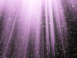 宇宙のシャワー